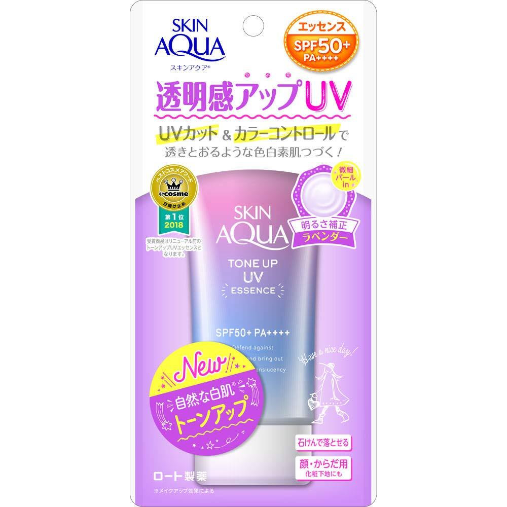 chong nang rohto skin aqua tone up 2020 new