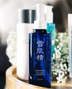 cleansing oil kose