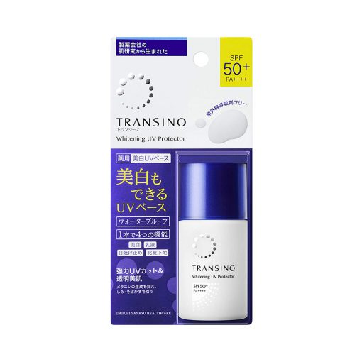 kem chong nang duong trang da transino whitening day protector 40ml new