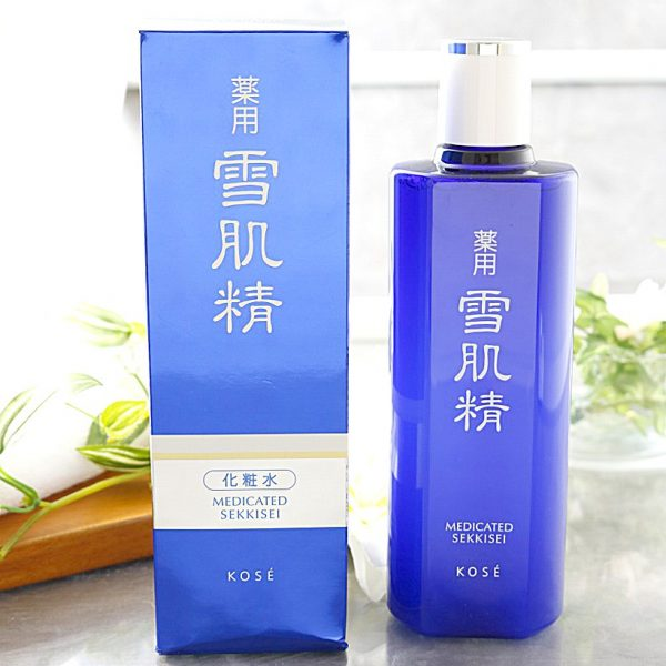 new-Lotion-Kose-Medicated-Sekkisei