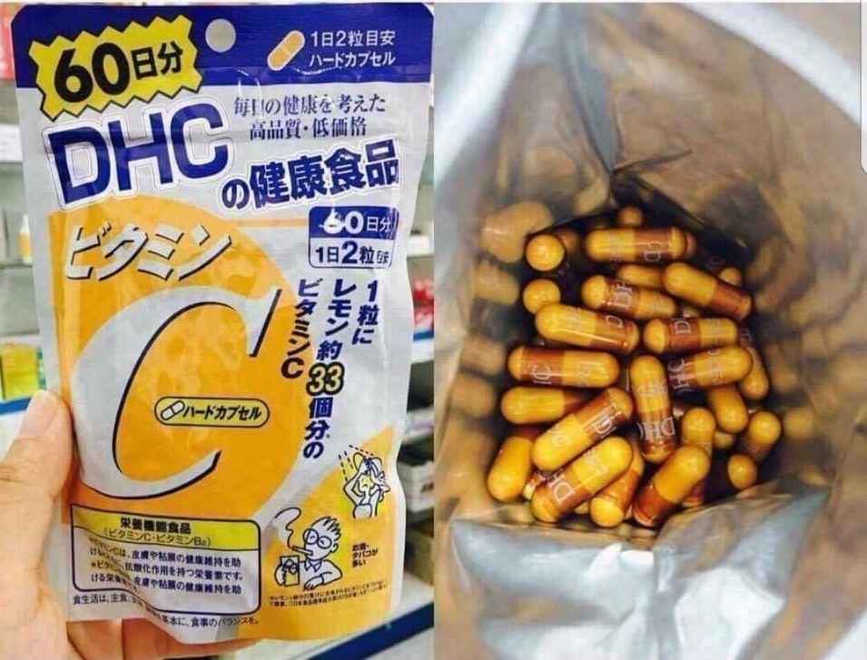 dhc vitaminc japan