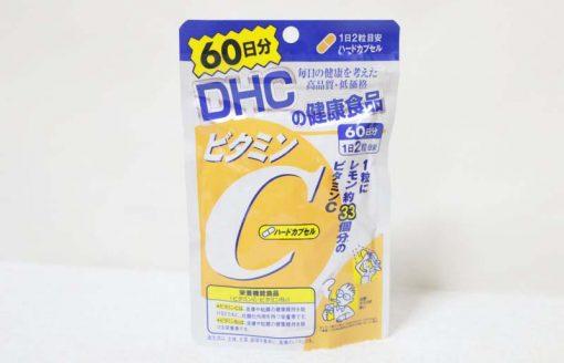 vien uong dhc vitamin c nhat ban