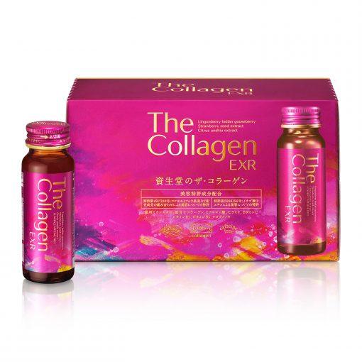 collagen shiseido exr new