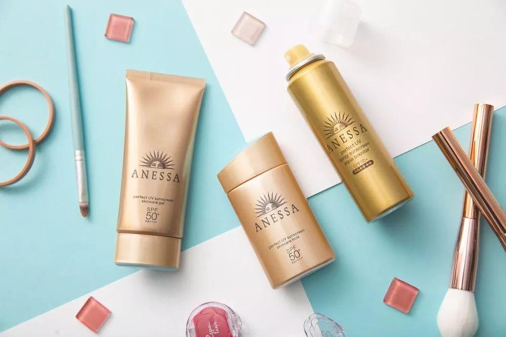 shiseido anessa chong nang new 2020