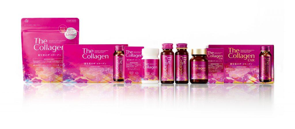 the collagen shiseido moi nhat