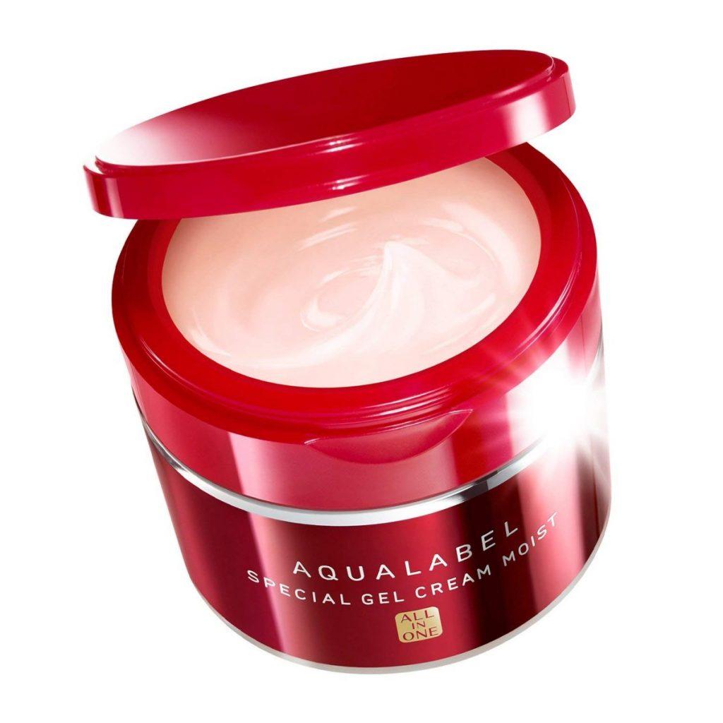 Aqualabel Shiseido Special Gel Cream Moist