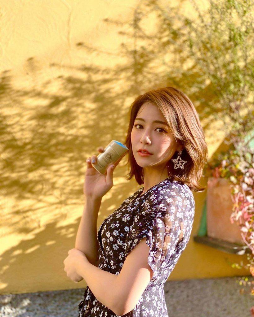 anessa shiseido chong nang new