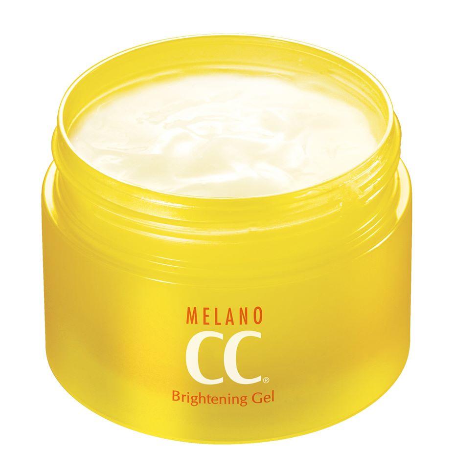 kem duong trang da cc melano brightening gel