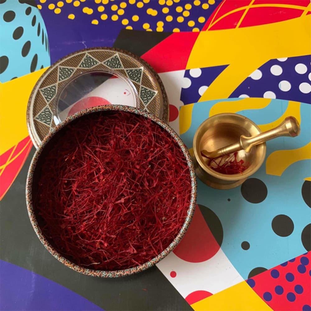 nhuy hoa nghe tay iran mojalal saffron 5g tang kem coi chay
