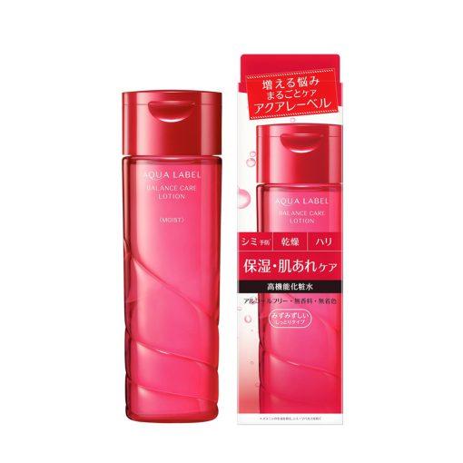 Shiseido Aqualabel Balance Care Lotion