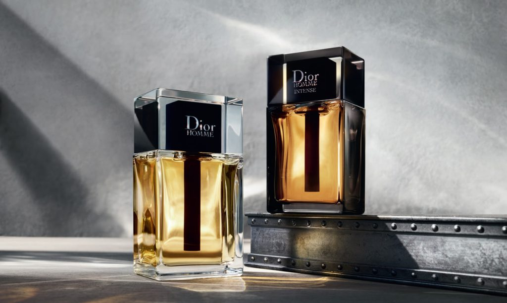 nuoc hoa dior homme parfum edp vs intense