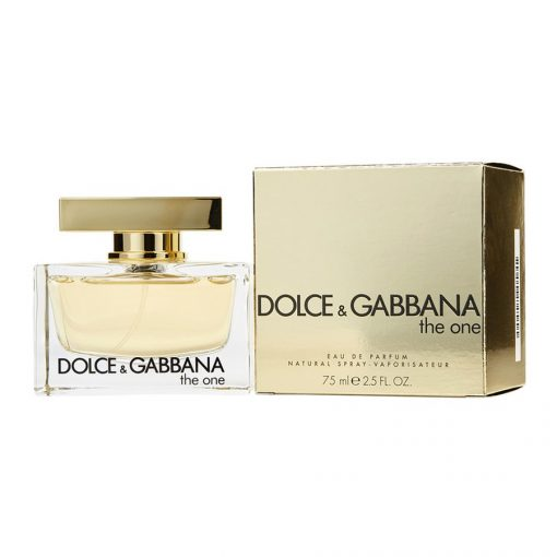nuoc hoa dolce gabbana the one woman edp 75ml