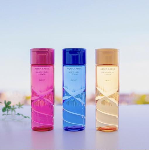 nuoc hoa hong shiseido aqualabel lotion nhat