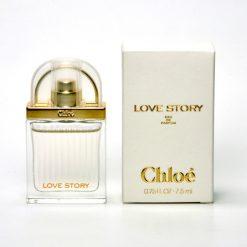 nuoc hoa mini chloe love story 7 5 ml