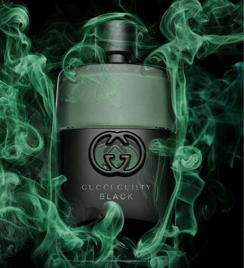 mui huong gucci guilty black edt