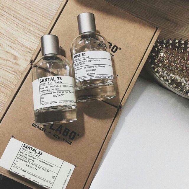 mui huong nuoc hoa le labo santal 33 eau de parfum
