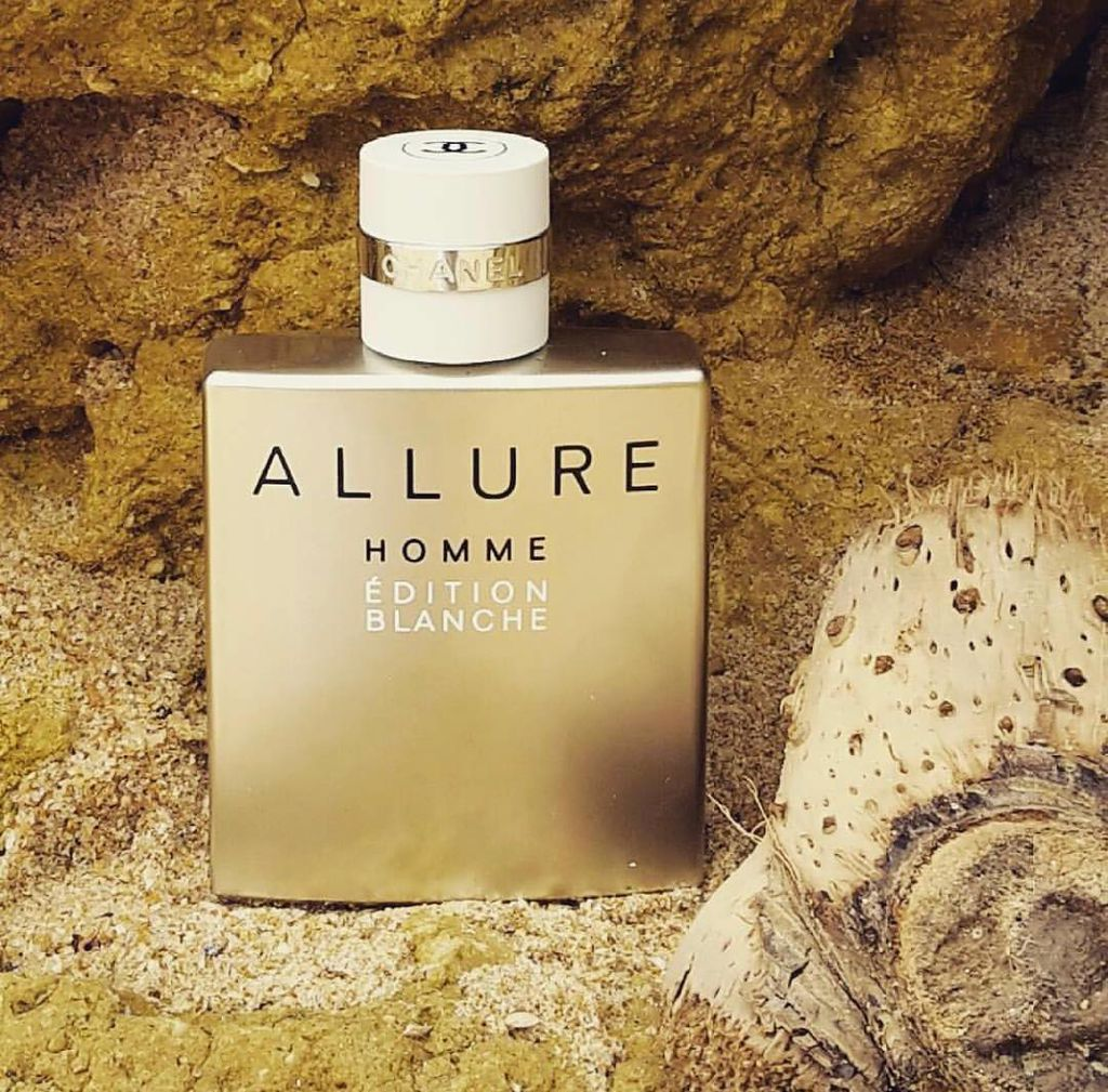nuoc hoa chanel allure homme edition blanche edp