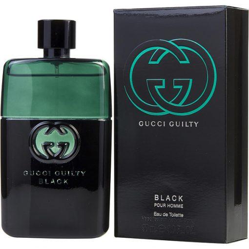 nuoc hoa gucci guilty black pour homme edt