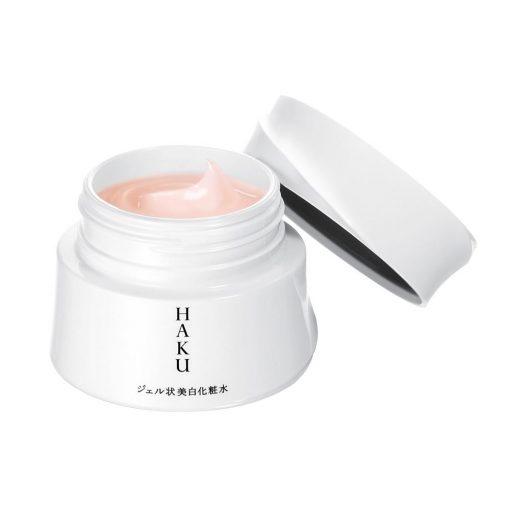 SHISEIDO Haku Melano Moisture Brightening Face Gel Lotion Made in Japan