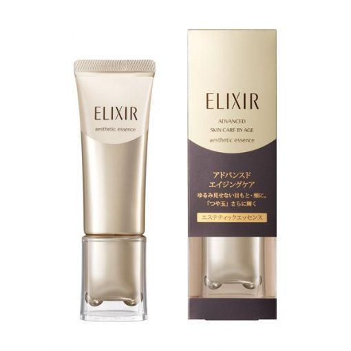 massage shiseido elixir skin care by age aesthetic essence 40g nhat ban