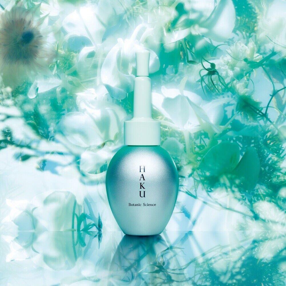 serum tri nam trang da haku shiseido botanic science