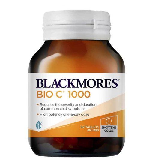 Blackmores Bio C 1000mg 62 vien