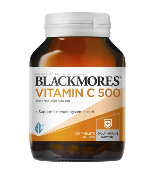 Blackmores Vitamin C 500mg 120 vien