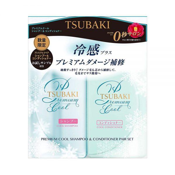 SHISEIDO-Tsubaki-Premium-Cool-Shampoo-and-Conditioner-Pair-Set-Made-in-Japan