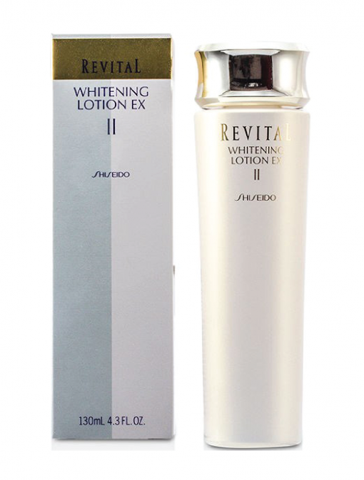 nuoc hoa hong trang da revital whitening lotion ex ii nhat ban 130ml