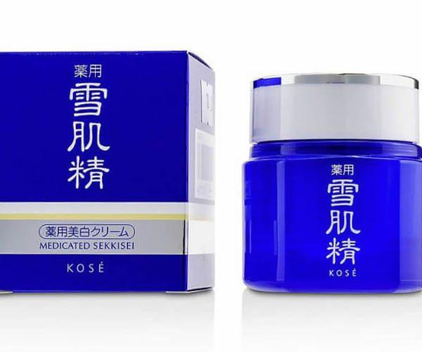 Kem dưỡng da ban đêm Medicated Sekkisei Kose 40g Nhật Bản