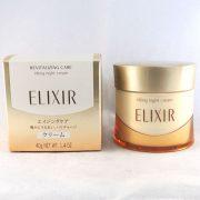 kem-duong-da-shiseido-elixir-lifting-night-cream-nhat-ban-40g