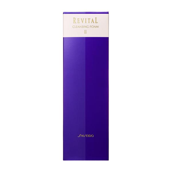 sua rua mat shiseido revital cleansing foam ii nhat ban