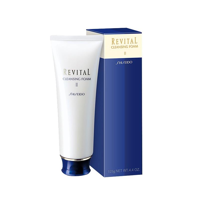 sua rua mat shiseido revital cleansing foam ii