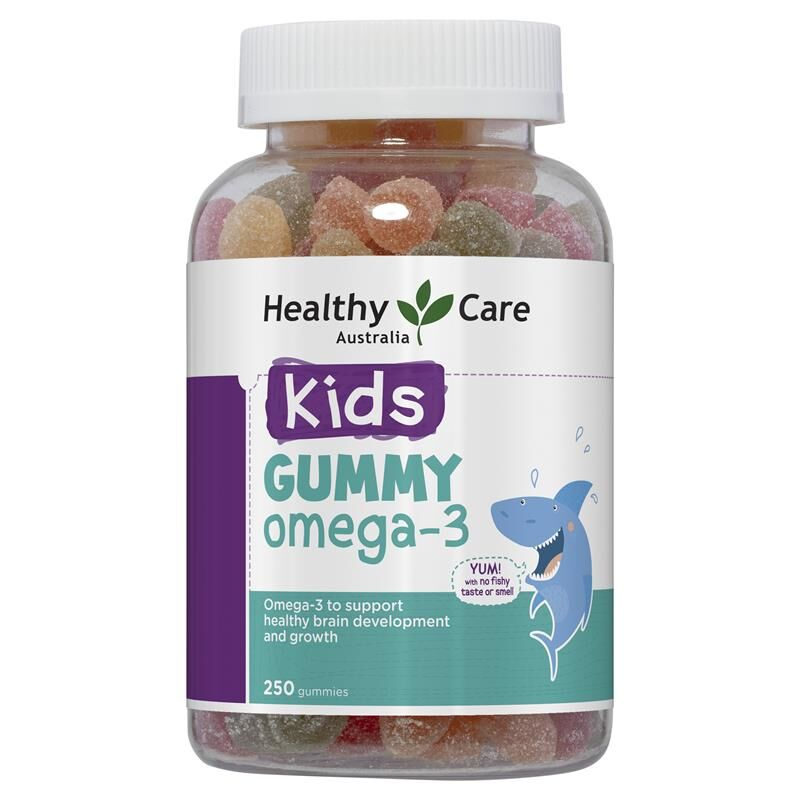 Omega 3 Healthy Care Gummy