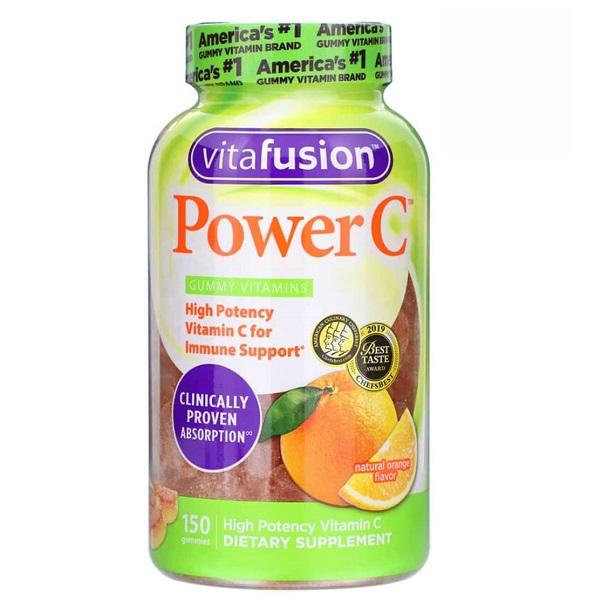 Vitamin C Vitafusion Power C Gummy USA