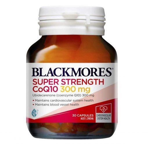 blackmores coq10 300mg