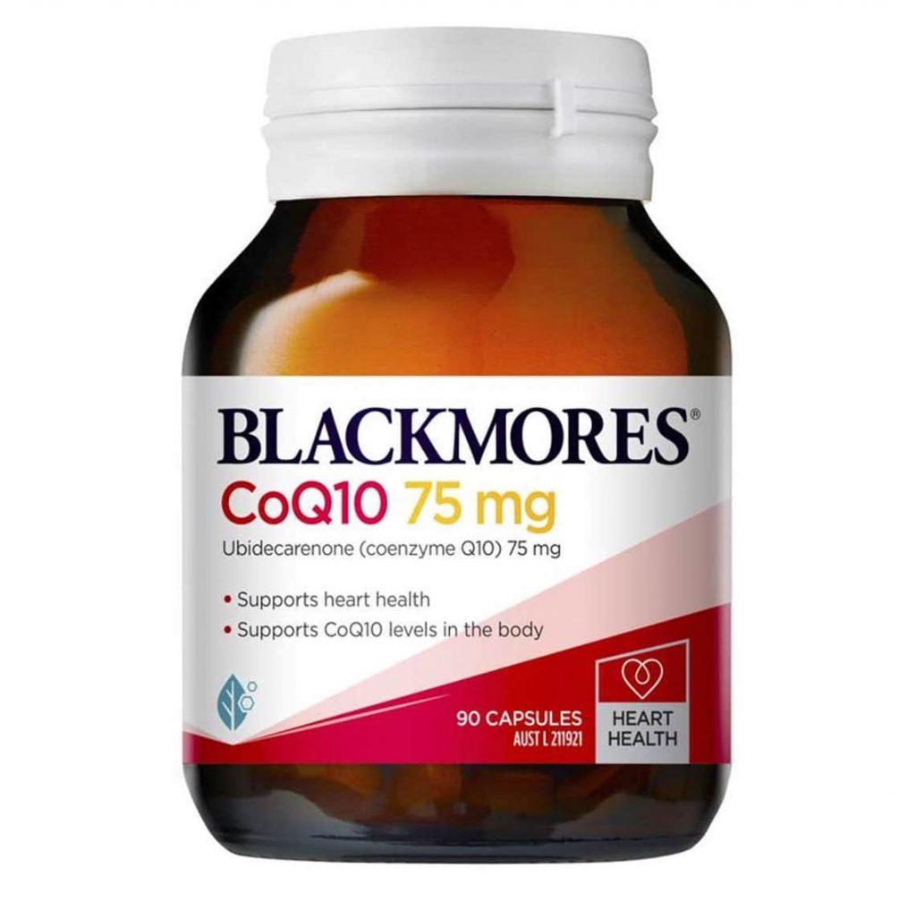 blackmores coq10 75mg