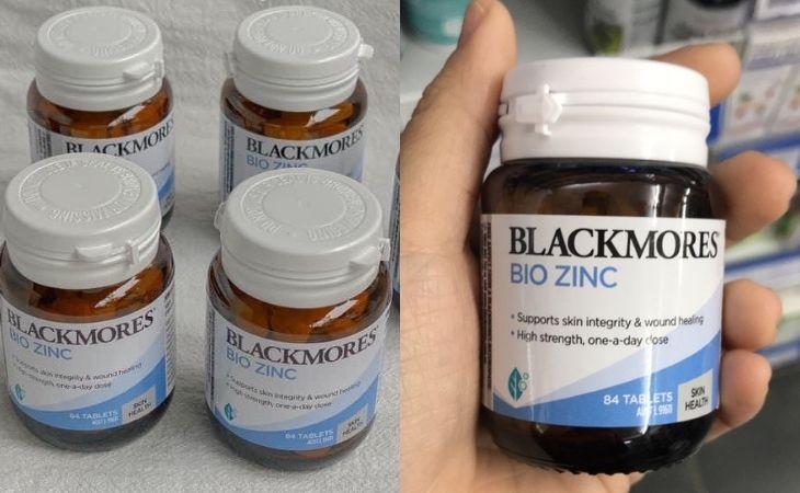 bo sung kem blackmores bio zinc uc