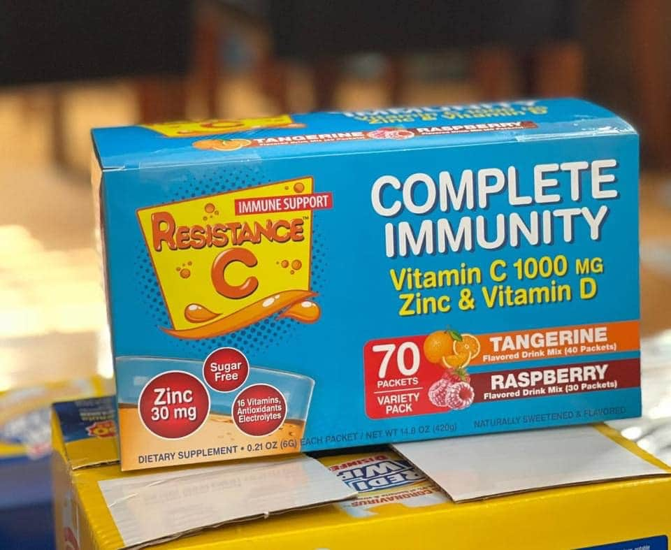 bot sui resistance c vitamin c zinc vitamin d complete immunity