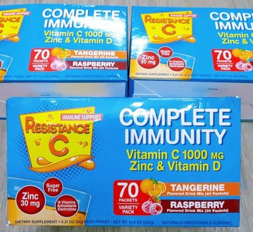 bot sui vitamin c zinc vitamin d tang de khang complete immunity