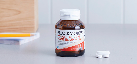 canxi magie vitamin D3 Blackmores