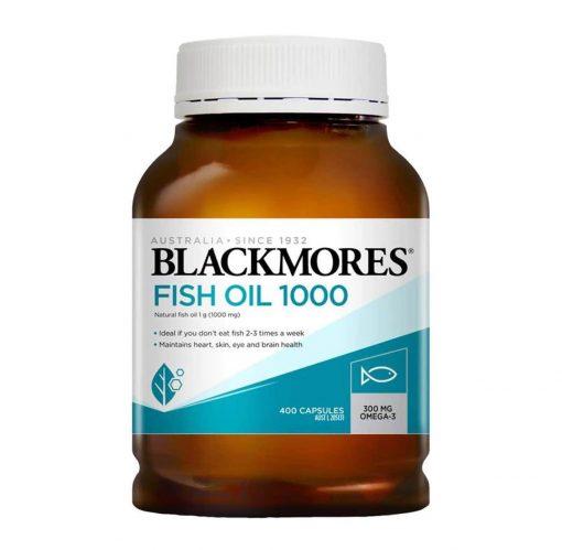 dau ca blackmores fish oil 1000