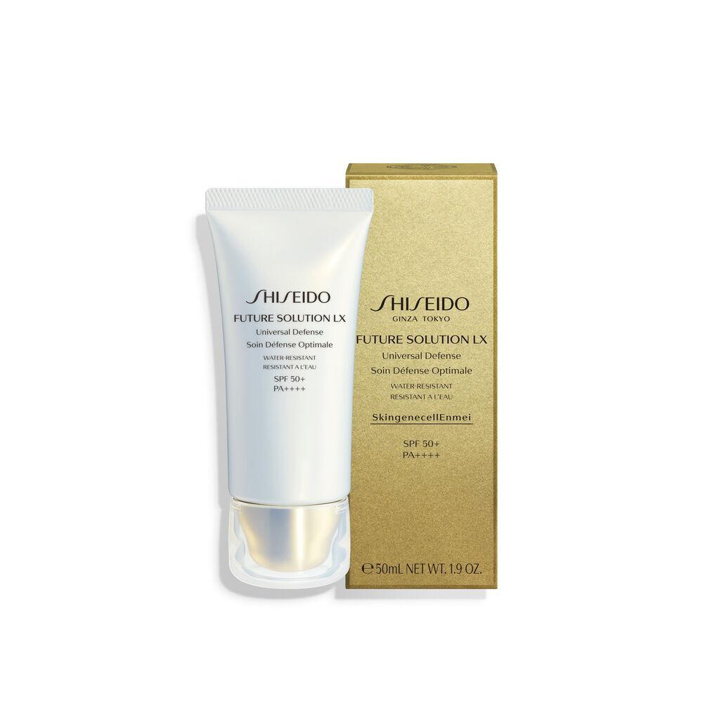 kem chong nang shiseido future solution