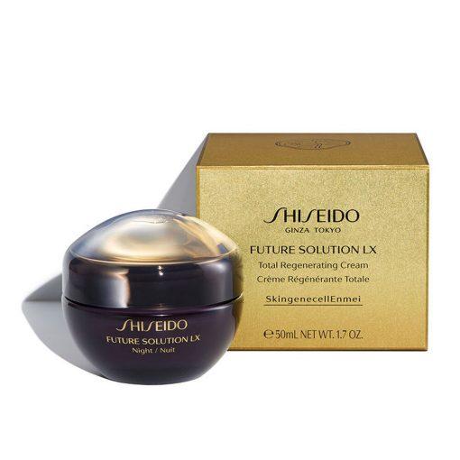 kem duong ban dem shiseido future solution lx total regenerating cream e