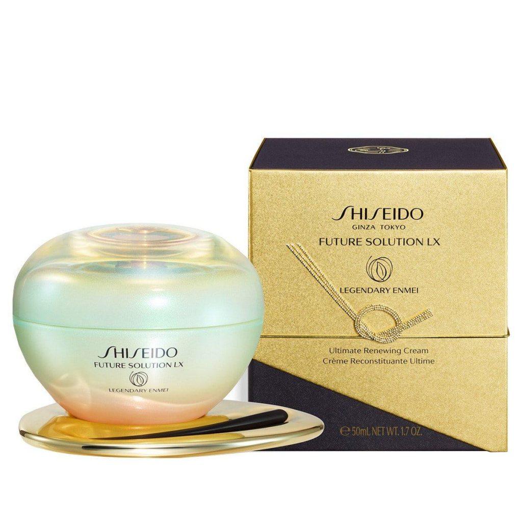 kem duong da chong lao hoa shiseido future solution lx