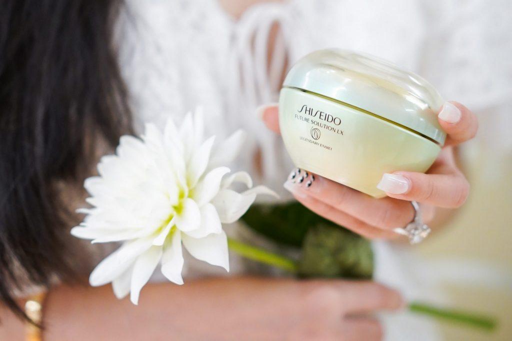 kem duong da chong lao hoa shiseido future solution lx nhat ban