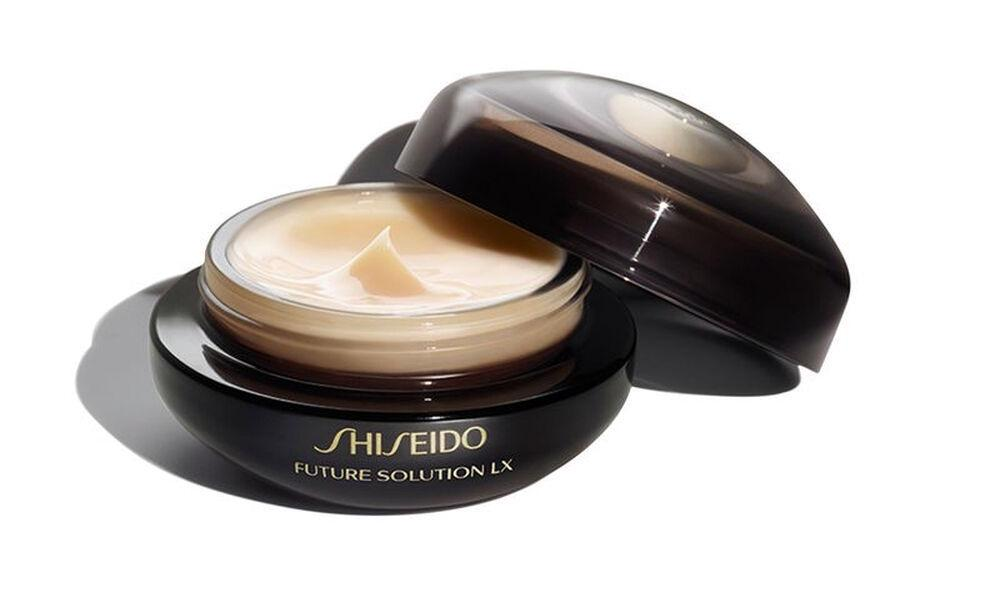 kem duong mat va moi shiseido future solution