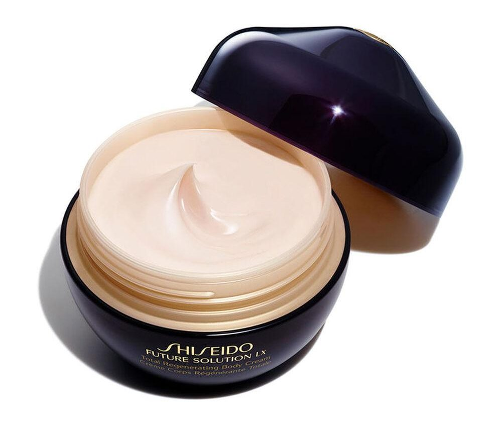 kem duong the shiseido future solution lx total regenerating body cream