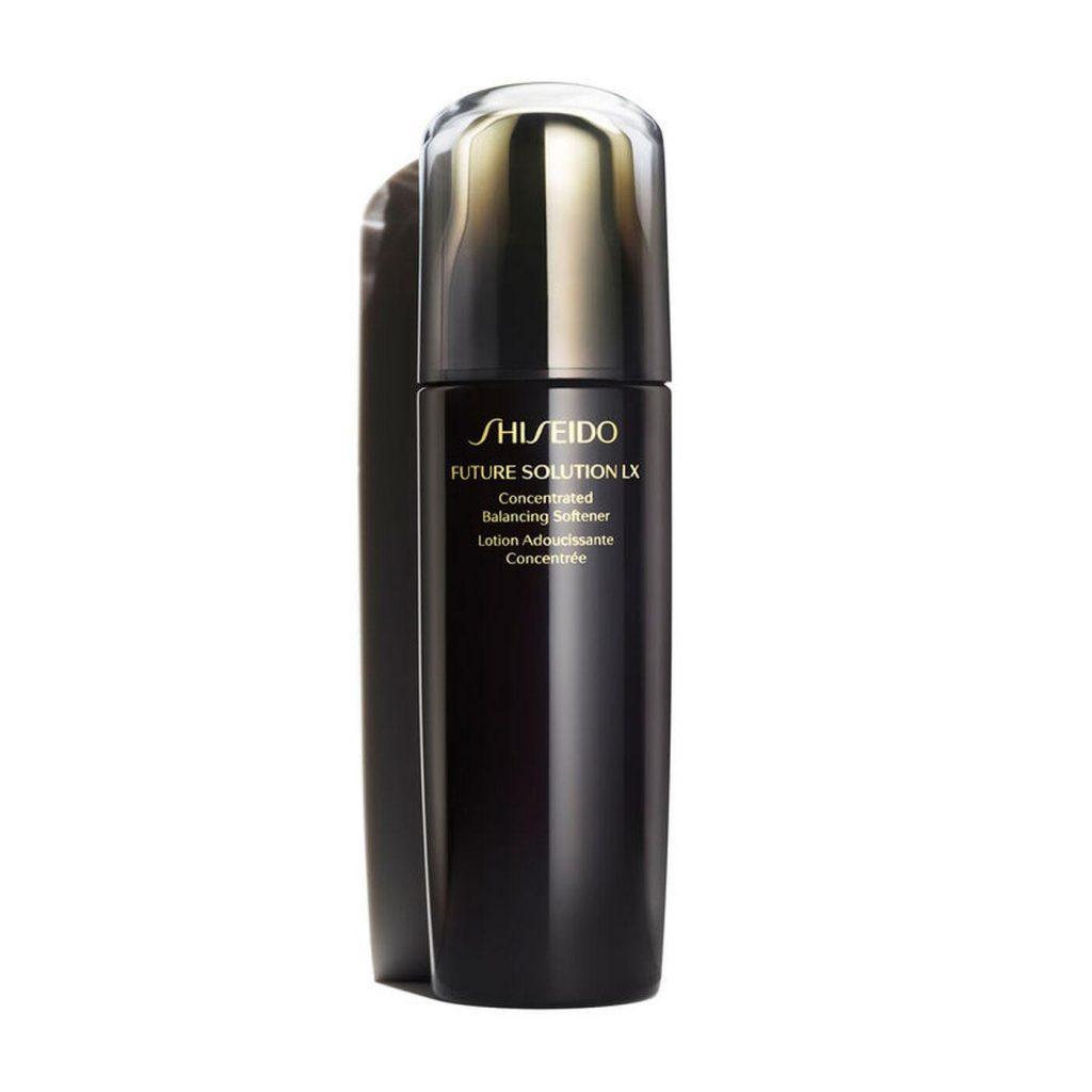 nuoc can bang da shiseido future solution lx concentrated balancing softener e
