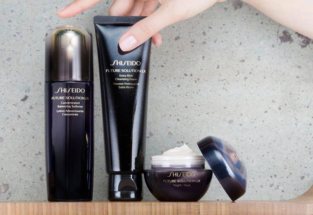 nuoc can bang da shiseido future solution lx concentrated balancing softener e japan